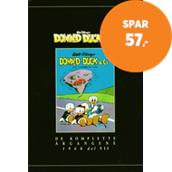 Produktbilde for Donald Duck & co - de komplette årgangene (BOK)