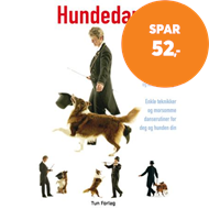 Produktbilde for Hundedans - freestyle & heelwork to music (BOK)