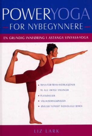 Power-yoga - for nybegynnere (BOK)