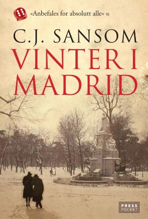 Vinter i Madrid (BOK)
