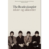 The Beatles komplett - tekster og akkorder (BOK)