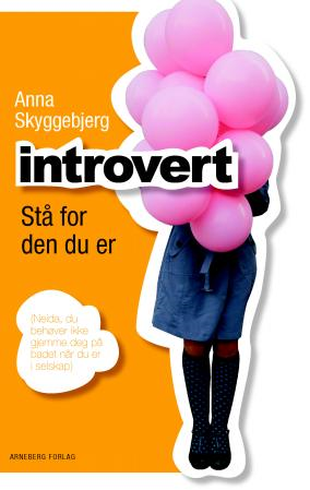 Introvert - stå for den du er (BOK)