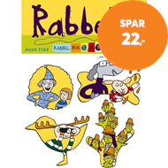 Produktbilde for Rabbel - bok 1 (BOK)