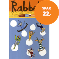 Produktbilde for Rabbel - bok 3 (BOK)