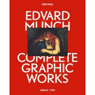 Edvard Munch - the complete graphic works (BOK)