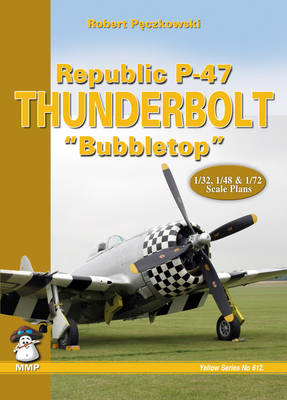 "Republic P-47 Thunderbolt ""Bubbletop"" (BOK)"