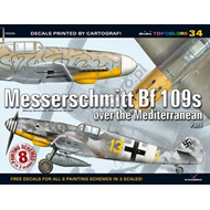 Messerschmitt BF 109s Over the Mediterranean: Pt. 1 (BOK)