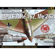 Last Hope of the Luftwaffe: Me 163, He 162, Me 262 (BOK)