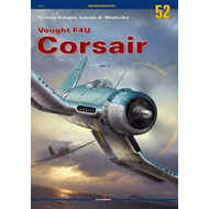 Vought F4u Corsair. Vol. I (BOK)