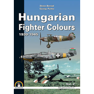 Hungarian Fighter Colours (BOK)