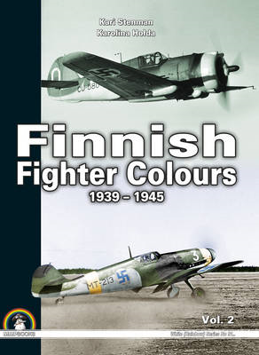 Finnish Fighter Colours 1939-1945 (BOK)