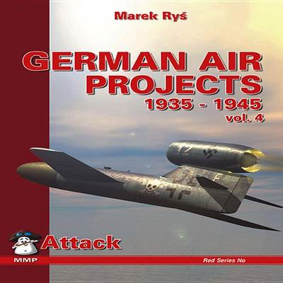 German Air Projects 1935-1945 (BOK)