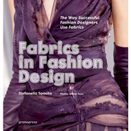 Produktbilde for Fabrics in Fashion Design: The Way Successful Fashion Design (BOK)