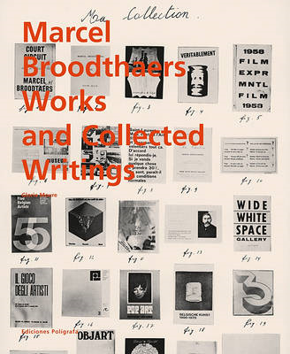 Marcel Broodthaers: Collected Writings (BOK)