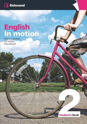 English in Motion 2 Student's Book Pre-Intermediate B1 (BOK)