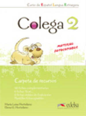 Colega: Carpeta De Recursos (Resources for the Teacher) 2 (BOK)