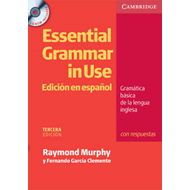 Essential Grammar in Use Spanish Edition with Answers and CD (BOK)