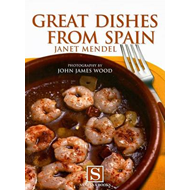 Great Dishes from Spain (BOK)