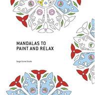 Mandalas to Paint and Relax (BOK)