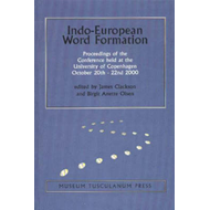 Indo-European Word Formation (BOK)