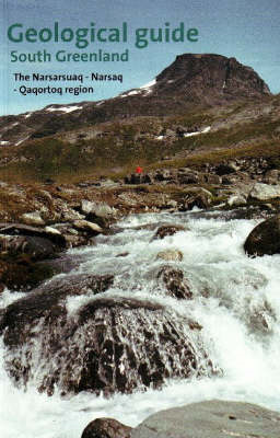 Geological Guide - South Greenland (BOK)