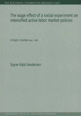 Wage Effect of a Social Experiment on Intensified Active Lab (BOK)