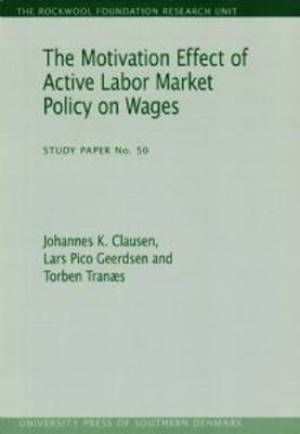 Motivation Effect of Active Labor Market Policy on Wages (BOK)