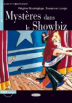 Mysteres Dans Le Showbiz - Book & CD (BOK)
