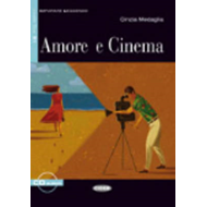 Imparare Leggendo: Amore E Cinema - Book & CD (BOK)