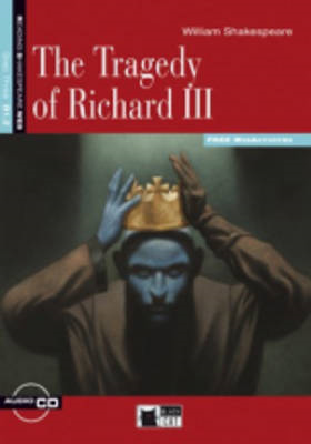 Reading + Training: The Tragedy of Richard III + Audio CD (BOK)
