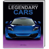 Legendary Cars (BOK)