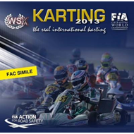 Karting Season Photographic Review: CIK-FIA and WSK Official Book: 2013 (BOK)