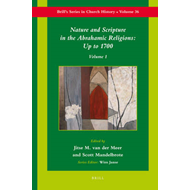 Nature and Scripture in the Abrahamic Religions (BOK)