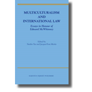 Multiculturalism and International Law (BOK)