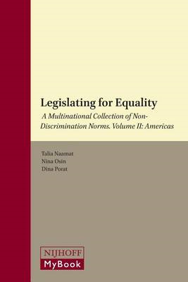 Legislating for Equality (BOK)