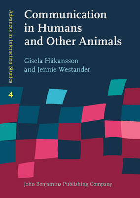 Communication in Humans and Other Animals (BOK)