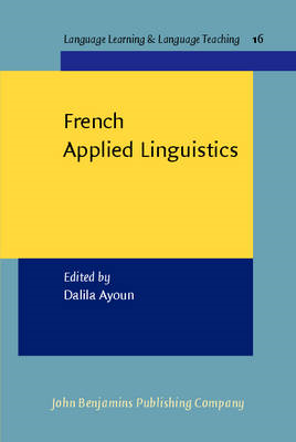 French Applied Linguistics (BOK)