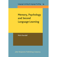 Memory, Psychology and Second Language Learning (BOK)