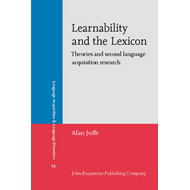 Learnability and the Lexicon (BOK)