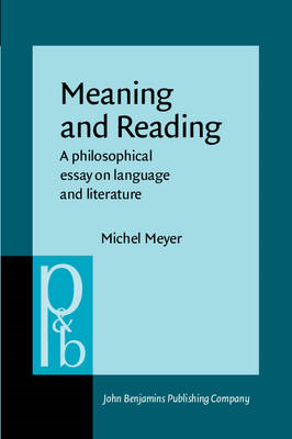 Meaning and Reading (BOK)