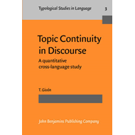 Topic Continuity in Discourse (BOK)