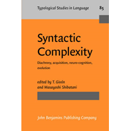 Syntactic Complexity (BOK)