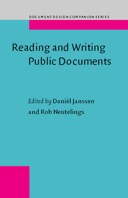 Reading and Writing Public Documents (BOK)
