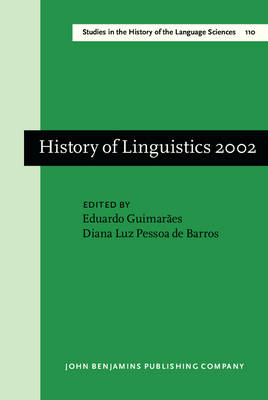 History of Linguistics 2002 (BOK)