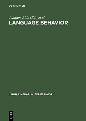 Language Behavior (BOK)