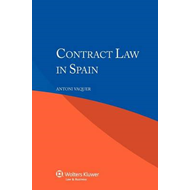 Contract Law in Spain (BOK)