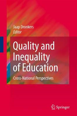 Quality and Inequality of Education (BOK)