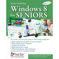 Windows 8 for Seniors: For Senior Citizens Who Want to Start Using Computers (BOK)