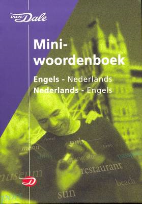 Van Dale English-Dutch & Dutch-English Mini Dictionary (BOK)
