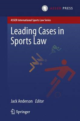 Leading Cases in Sports Law (BOK)